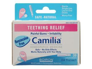 Camilia Teething Relief - Boiron - 30 - Dropper