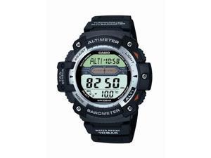 Casio Men's SGW300H-1AV Twin Sensor Multi-Function Digital Sport Watch