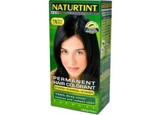Naturtint - Permanent Hair Colorant-Ebony Black, 4.5 fl oz liquid
