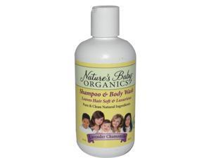 Shampoo & Body Wash - Lavender/Chamomile