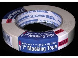 Lepages Inc 02325 1 inch X 60 Yards Gould QuikStik All Purpose Masking Tape