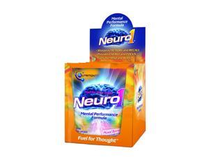 Nutrition53 Neuro1 Mental Performance Packets Mixed Berry Case of 15 31 Grams