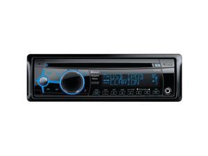 CLARION CZ702 Single-DIN In-Dash CD Receiver with Rear USB Port & Bluetooth(R)
