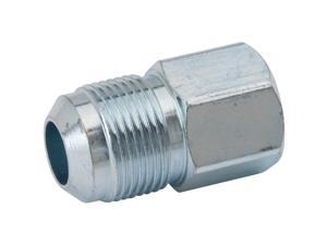 "BRASSCRAFT MAU1-10-8S 5/8"" Steel Gas Fitting (1/2"" FIP)"