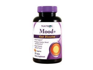 Natrol Mood Plus 60 fast dissolving tablets