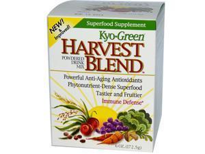Kyolic Kyo-Green Harvest Blend Immune Builder Powdered Drink Mix 6 oz