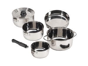 Stansport 369 Stainless Steel Family Cook Set