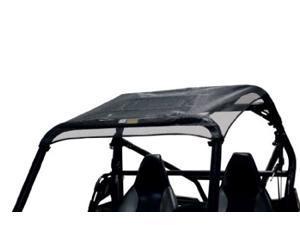 Classic 18-051-010401-00 Quad EX Mesh Roll Cage Top Polaris Blk Ranger Hd/Xp