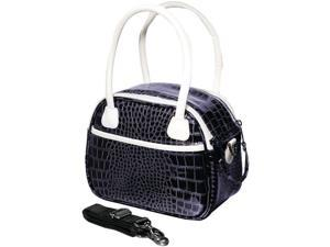 FUJIFILM 600009107 Blue Bowler Bag for Camera