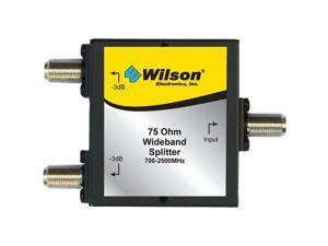 WILSON ELECTRONICS 859993 75_ 2-Port Splitter