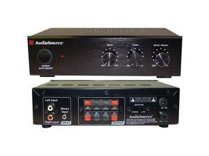 AUDIOSOURCE AMP50 Audiosource amp50 stereo power amplifier with 25-watts per channel