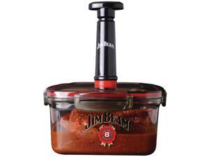 Jim Beam Jb0144 Vacuum Seal Marinade Box