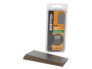 Bostitch BT1350B-1M 18-Gauge 2-Inch Brad Nails - 1000-Pack