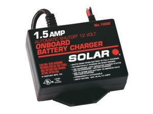 SOLAR 1002 1.5 Amp 12 Volt Automatic On-Board Charger