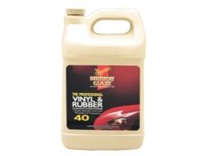 Meguiars M4001 Pro Vinyl and Rubber Cleaner - 1 Gallon