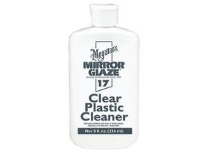 Meguiar's M1708 #17 Mirror Glaze Clear Plastic Cleaner - 8 oz.