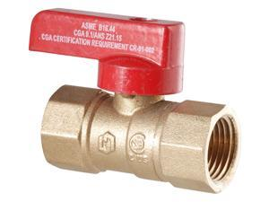 LDR 020-1504 3/4-inch IPS Gas Ball Valve