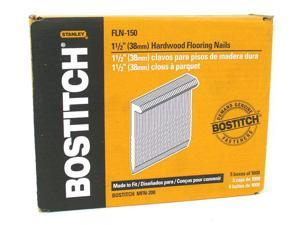 Bostitch FLN-150 1-1/2-Inch L-Shaped Flooring Cleat Nails - 1000-Pack