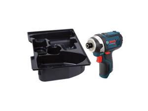 Bosch PS41BN 12V Max Li-Ion Impact Driver with Insert Tray - Bare Tool
