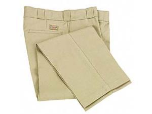 Dickies 874KH42X30 Khaki Traditional Work Pants - 42-inch x 30-inch
