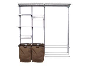 Triton Products 1750 Garment Wall Mount Storage System
