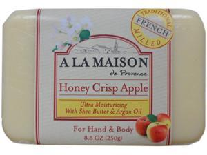 A La Maison 1172246 Bar Soap Honey Crisp Apple 8.8 Oz