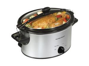 Hamilton Beach Stay or Go 4 Quart Slow Cooker 33249