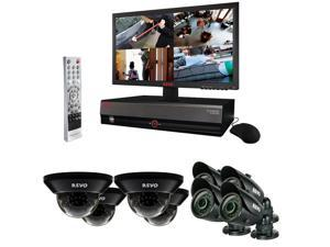 Revo R164D4GB4GM21-3T 16 Channel 3TB DVR Surveillance System