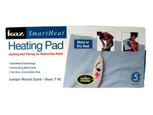 Kaz HP710-24-3P-S Smart Heat Moist/Dry Heating Pad