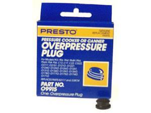 Presto 09915 Pressure Cooker and Canner Over Pressure Plug