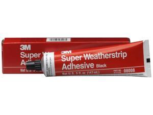 3M 3702-8750 3m Black Automotive Adhesive 08008