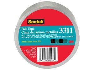 3M 3311-50A 2-Inch Scotch Foil Tape