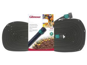 Gilmour .63in. X 25ft. Flat  Weeper Sprinkler Hose  27025G
