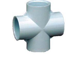Genova Products 34420 2 inch PVC Sch. 40 Crosses