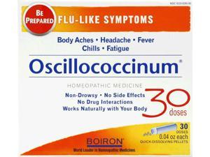 Oscillococcinum 30 Dose - Boiron - 30 - Pellet