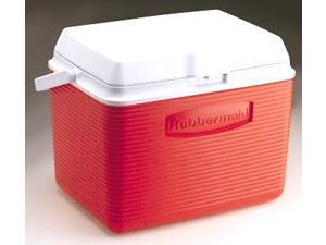Rubbermaid Home 0824-6159 Rubbermaid 24 Quart Classic Red Victory