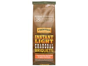 Frontier CBI72 Instant Light Charcoal Briquets - 7.2-Pound