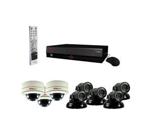 REVO RE16BNDL7-2T All Mini Cameras System with 16 CH 2 TB DVR