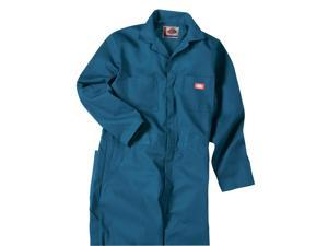 Dickies 48611DNL-REG Dark Navy Basic Coverall - Large - Regular