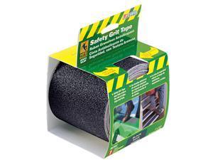 Incom Manufacturing RE3952 4-In. X 15-Ft. Black Gator Grip Anti-Slip Safety Tape