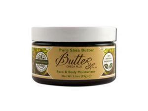 Body Butter - Shea - Aroma Naturals - 3.3 oz - Cream