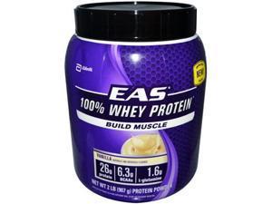 EAS 100% Whey Protein Vanilla (2 lb)