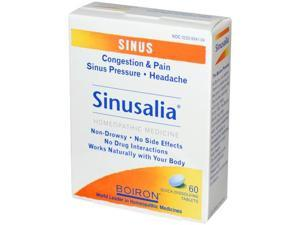 Boiron 995670 Sinusalia Sinus Pain - 60 Tablets