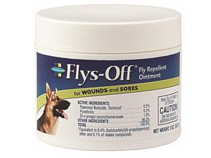 Farnam Pet Products Flys-off Ointment 2 Ounces - 2402