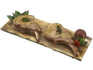 GrillPro 00285 Alder Grilling Planks - 2-Pack