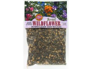 Environmental Seed 8 Oz Wildflower Hummingbird Seed Mixture DFM-HUM-GFNO.24