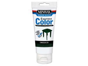 Minwax 30806 Emerald Water Based Express Color Wiping Stain and Finish