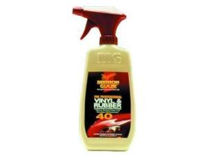 Meguiars M4016 Pro Vinyl and Rubber Cleaner - 16oz.