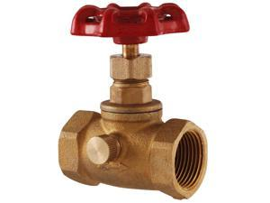 LDR 022-5303 1/2-inch IPS Low Lead Stop and Waste Valve