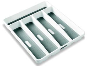 Made Smart 29105 Five Compartment Drawer Tray
